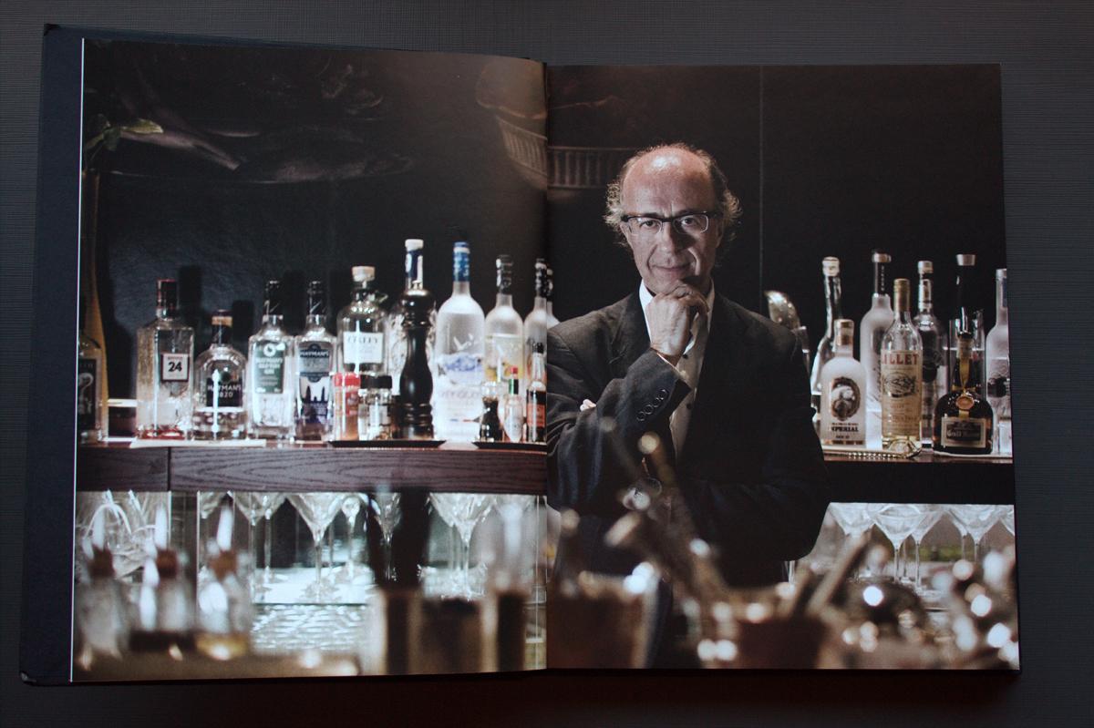 javier de las muelas - the bar