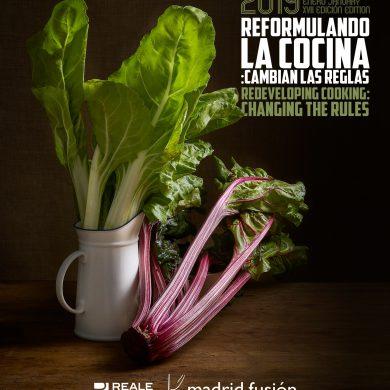 Madrid Fusión 2019 (Reformulando la cocina: cambian las reglas)