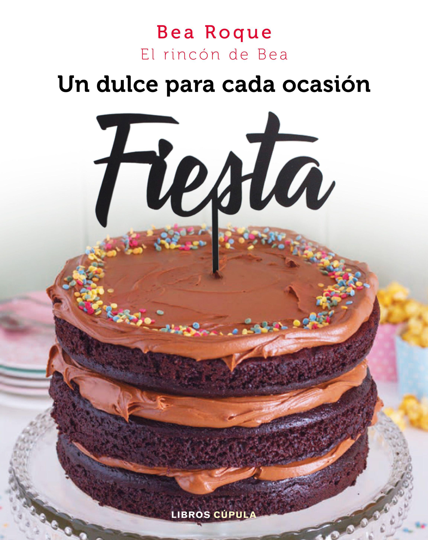 portada libro de recetas fiesta
