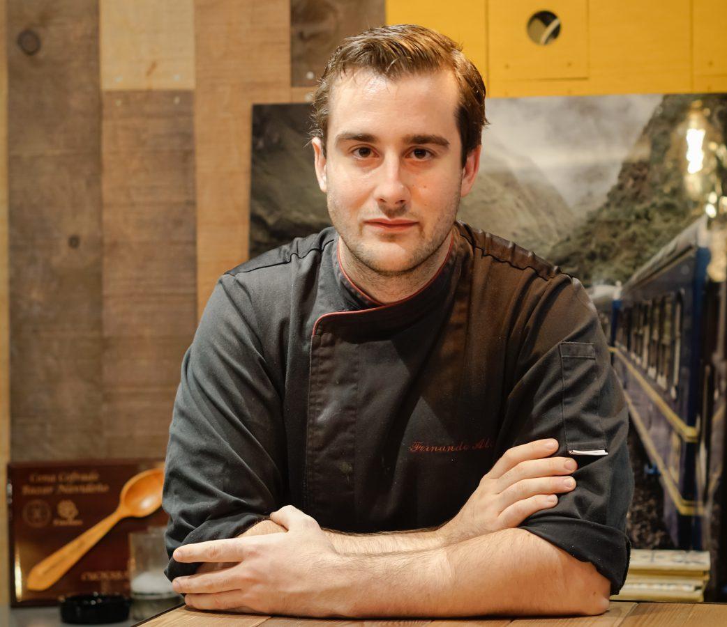 Fernando Alcalá Cocinero Revelación 2019