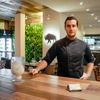 Fernando Alcalá Premio Cocinero Revelación Madrid Fusión 2019