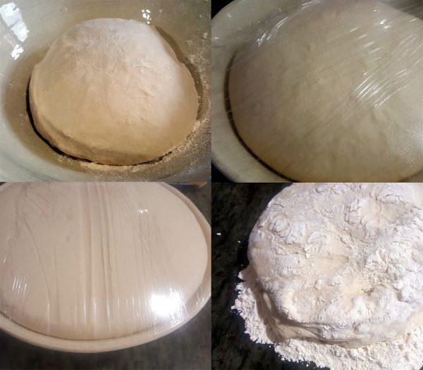 masa panecillos o muffins