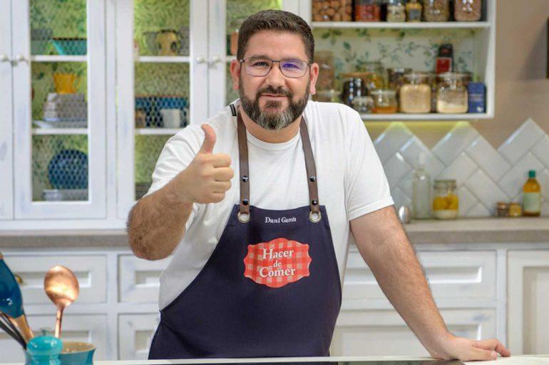 Dani García llega a La1 para Hacer de Comer