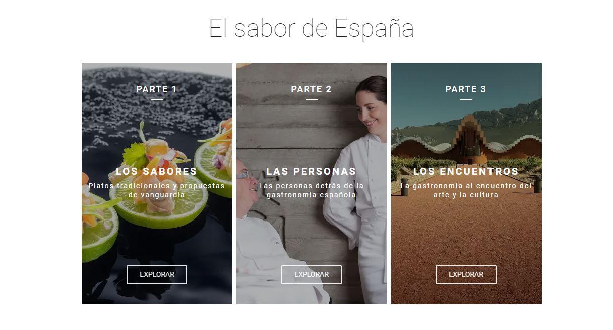 El Sabor de España