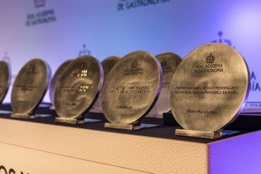 Premio Nacional de Gastronomía 2018