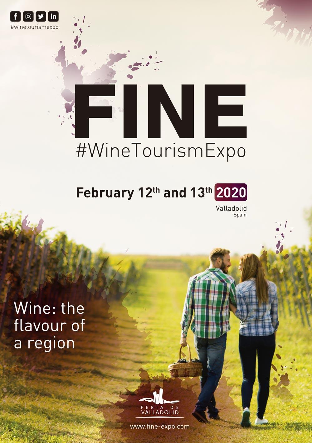 Cartel-FINE WINE TOURISM EXPO