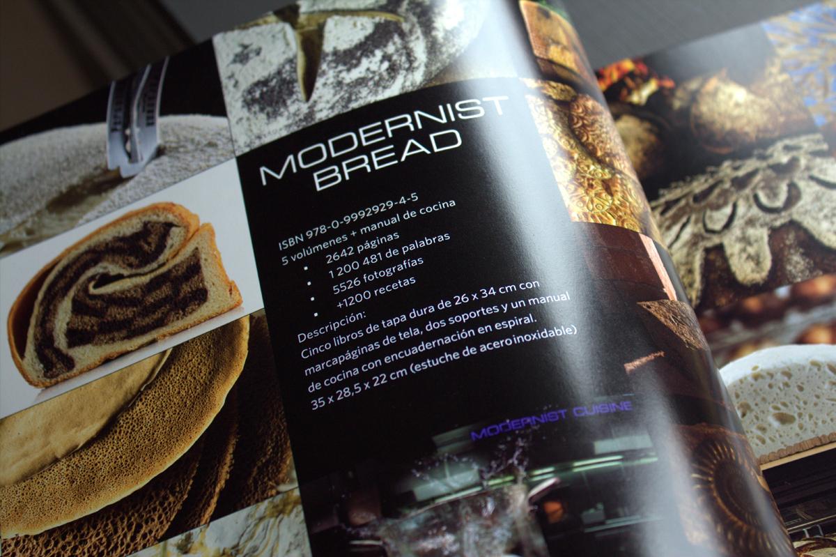 Modernist Bread -
