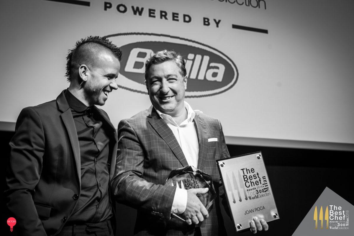 The Best Chef Awards 2019 - Joan Roca y David Muñoz