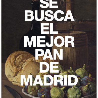 CARTEL EL MEJOR PAN DE MADRID
