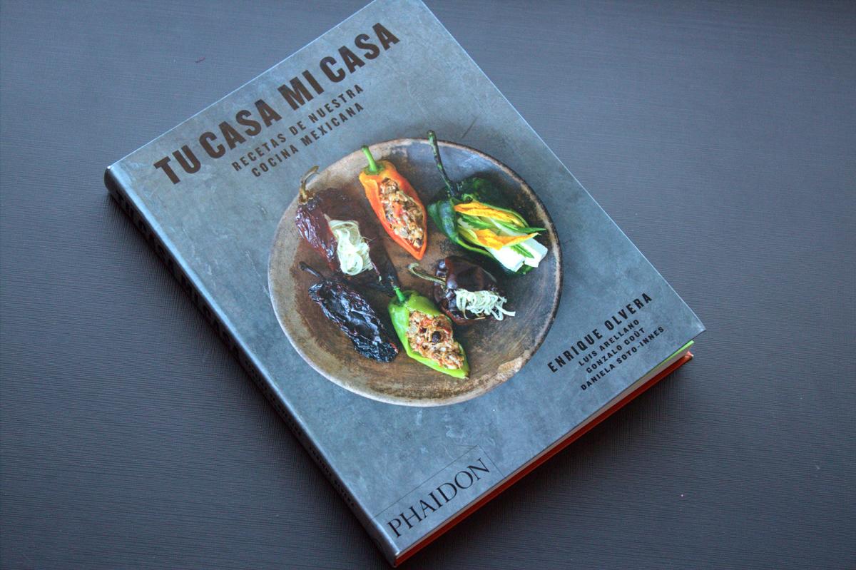 enrique olvera libro cocina