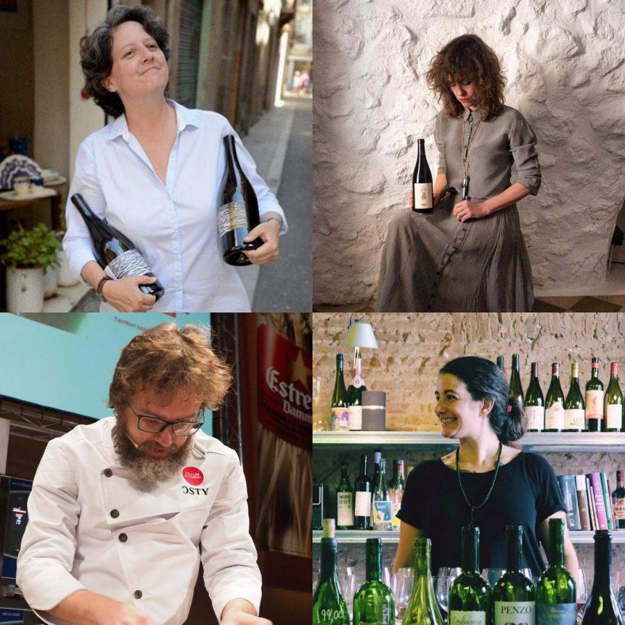re-pensar el vino - forum gastronomico barcelona