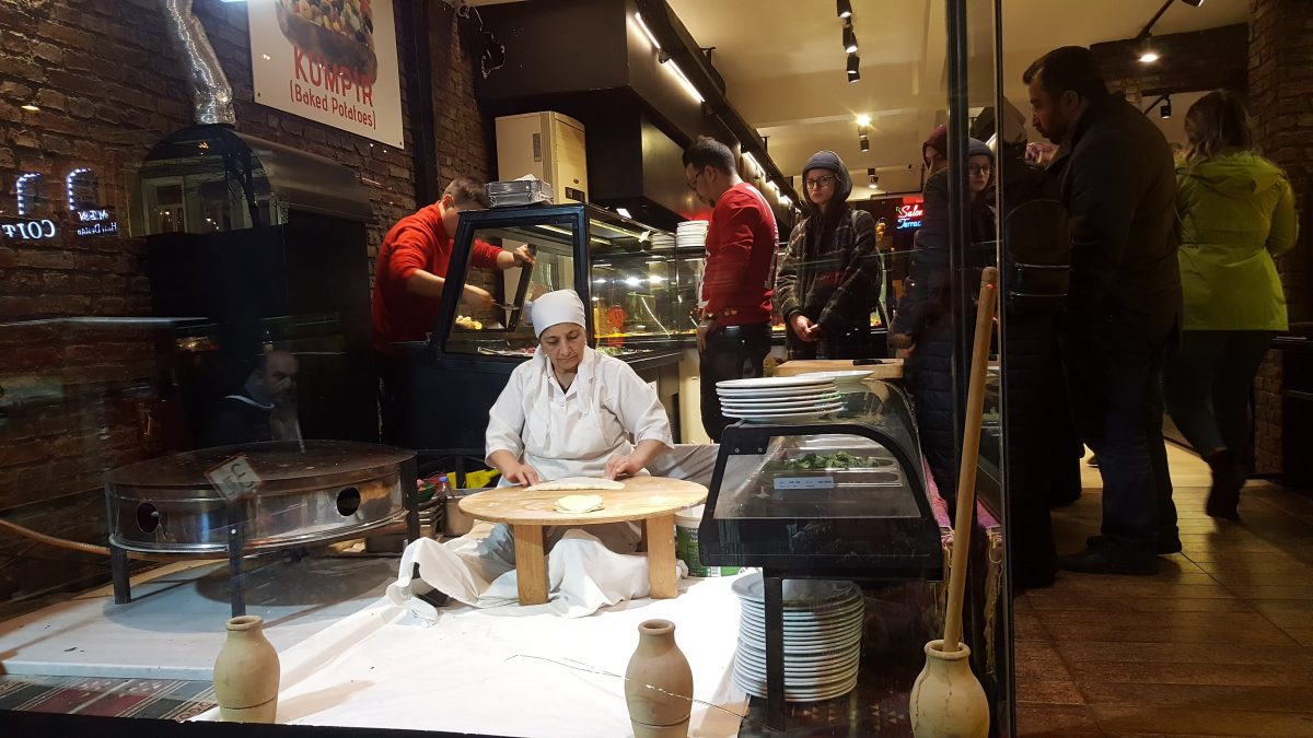 turquia gastronomia