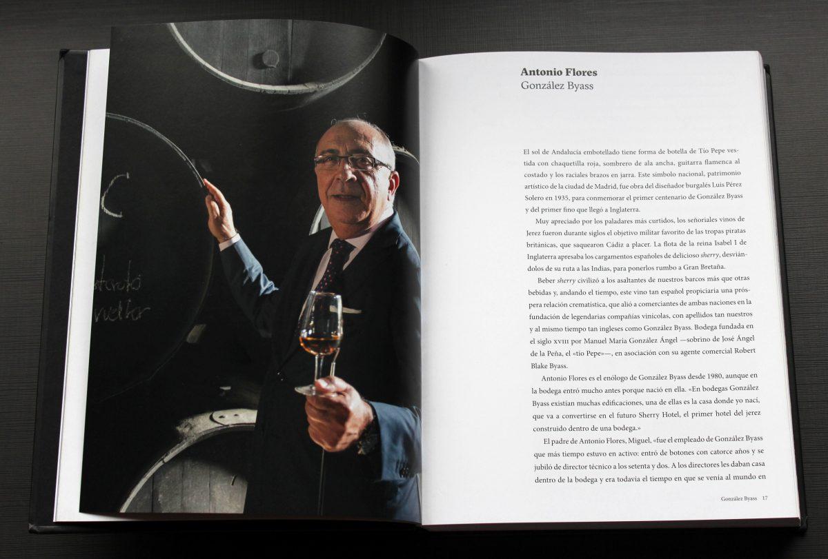 los cocineros del vino - interior