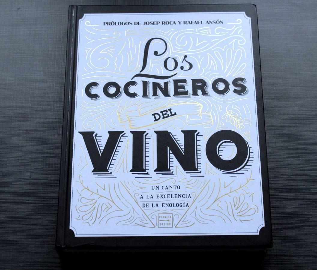 los cocineros del vino - portada