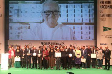 premios nacionales de gastronomia 2018 galardonados