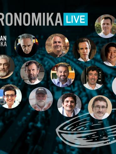 #GastronomikaLive, inscríbete en el mayor encuentro digital para profesionales
