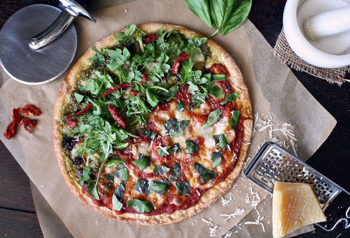 Después de la masa, la salsa de tomate para pizza es el ingrediente fundamental de este manjar de origen italiano / Imagen de Aline Ponc